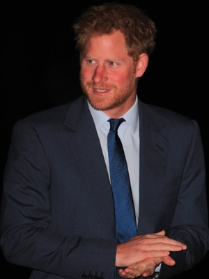 Prince Harry attends Rugby World Cup pre-opening ceremony dinner 17 September
