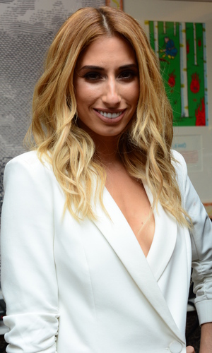 Stacey Solomon launches her fashion collaboration with Look Again - 30 July 2015.