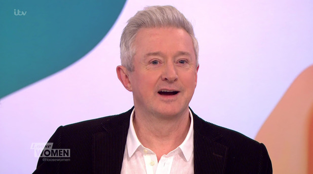 Louis Walsh responds to rumours that he is to make a return to 'The X Factor' on 'Loose Women'. Broadcast on ITV1 HD - 25 September 2015.
