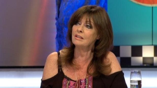 Vicki Michelle on Celebrity Big Brother's Bit On The Side - 22 September 2015.