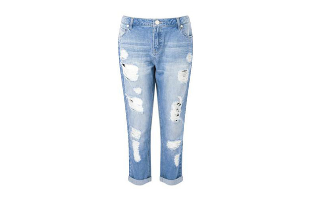 Fleur East Girlfriend Jeans £45, 22nd September 2015