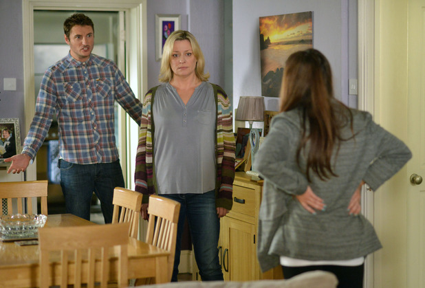 EastEnders, Stacey wants answers from Jane, Tue 29 Sep