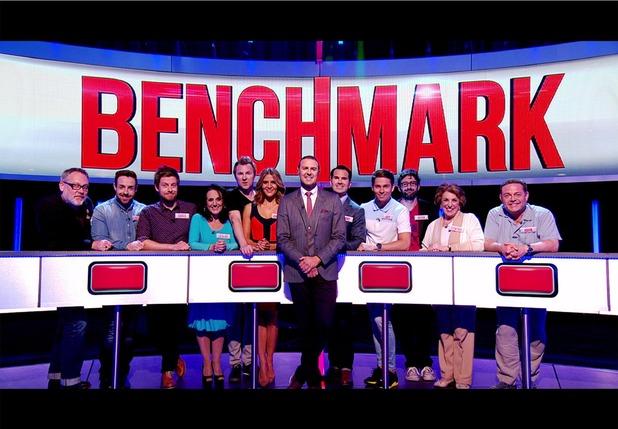 Celebrity Benchmark, C4, Sat 26 Sep