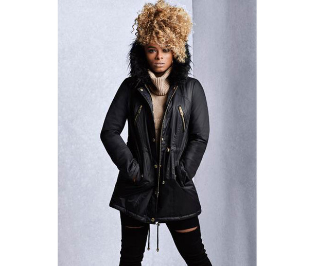 Fleur East for Lipsy campaign image 1, 22nd September 2015