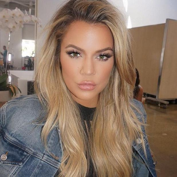 Khloe Kardashian looks S-T-U-N-N-I-N-G in new selfie, 26 September 2015