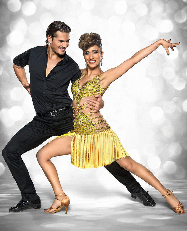 Strictly Come Dancing 2015: Anita Rani and Gleb Savchenko