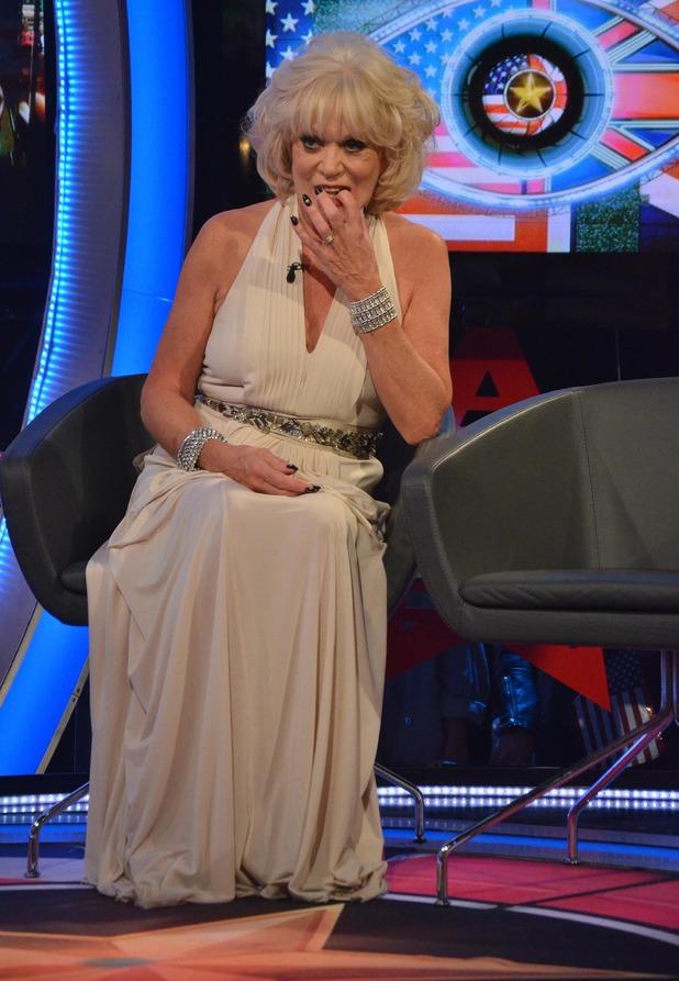 CBB finale: Sherrie Hewson
