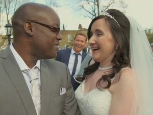 Joe Swash on Don't Tell The Bride - 2 September 2015.