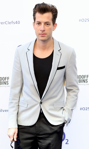 Mark Ronson at the 02 Silver Clef Awards 2015 - 5 July 2015.