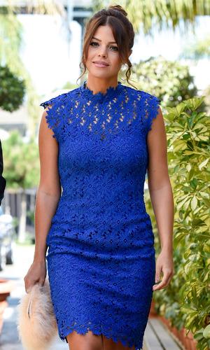 TOWIE's Chloe Lewis filming in Marbella - 25 Sept 2015.