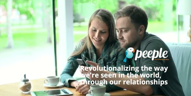 Peeple is an app that allows humans to rate each other
