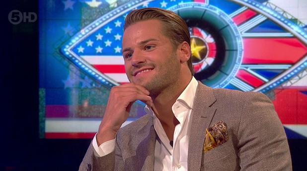 James Hill wins Celebrity Big Brother - 24 September 2015.