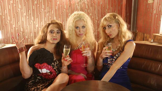 Glitchy, Jockey Wives, Tue 6 Oct