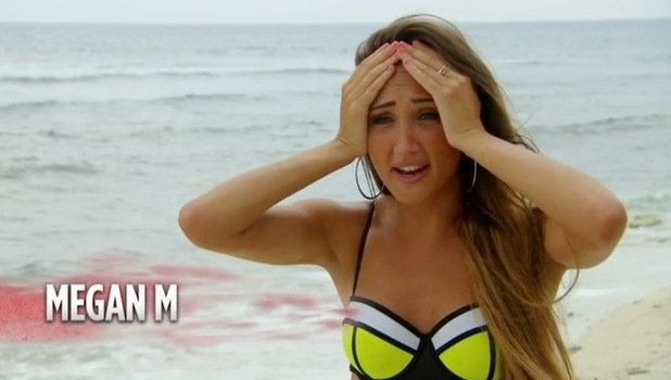 Megan McKenna reacts to Rogan's arrival, EOTB 29 September