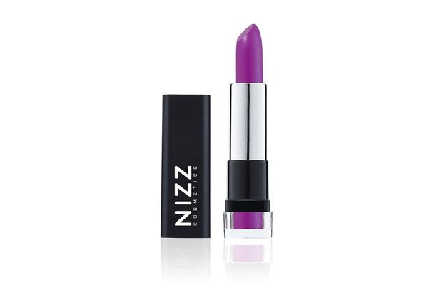 Nizz Cosmetics Rose Pink Lipstick £9.99, 2nd October 2015