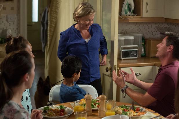 EastEnders, will Carol go with Robbie? Fri 2 Oct