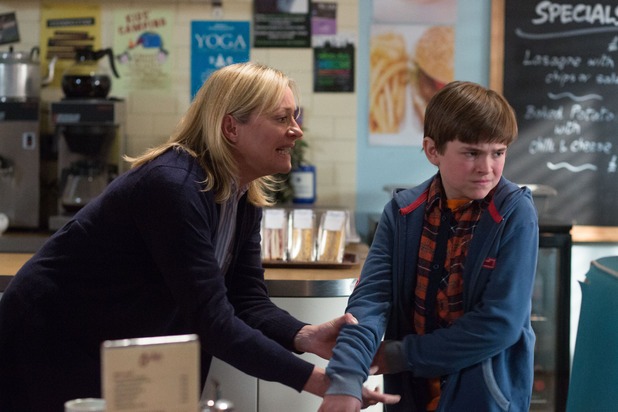 EastEnders, Bobby lashes out at Jane, Mon 5 Oct