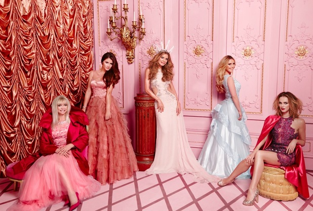 Brooke Vincent, Jo Wood, Kara Tointon, Heidi Range and Charlotte Jackson gets a fairytale makeover in Asda¹s Tickled Pink campaign, raising awareness and vital funding for Breast Cancer Care and Breast Cancer Now. September 2015