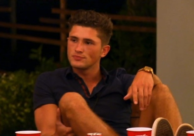 Jordan Davies, Ex On The Beach 3 29 September