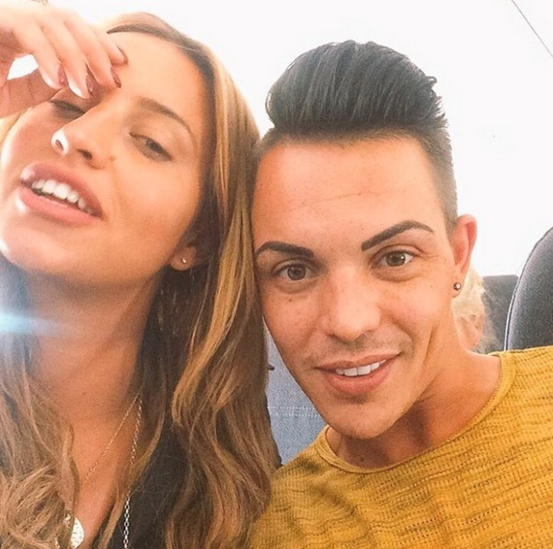 Ferne McCann and Bobby Norris head back to Essex 30 September