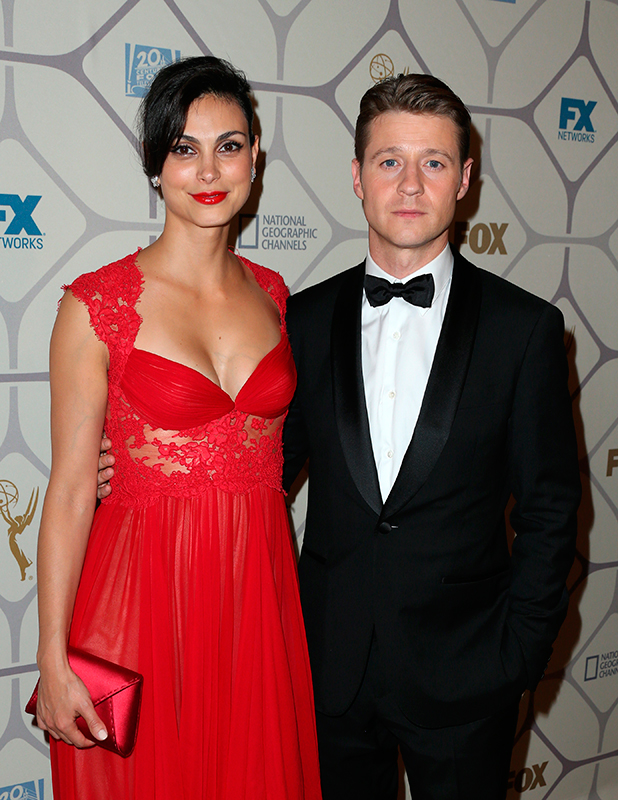 67th Primetime Emmy Awards Fox After Party Ben McKenzie, Morena Baccarin