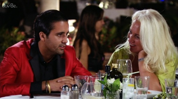 TOWIE's Liam Blackwell makes debut in TOWIM. Aired: Sunday 4 October 2-15.