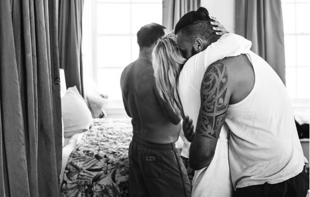 Jodie Marsh shares intimate photos from her wedding day to Instagram 9 October