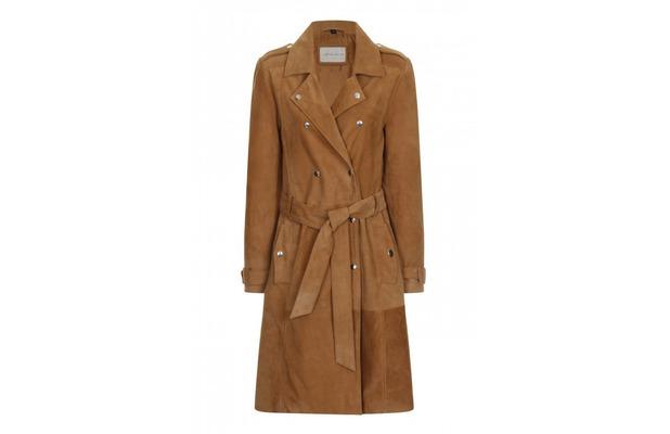 Lavish Alice Suede Jacket £200, 7th October 2015