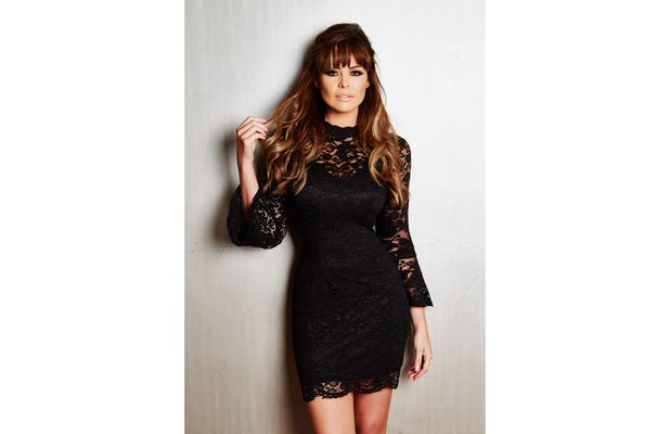 Jessica Wright for Lipstick Boutique, Dress £70 6th October 2015