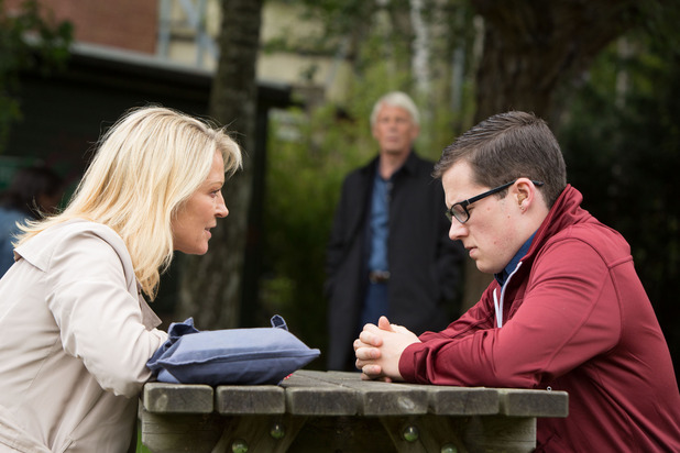 EastEnders, Kathy, Ben and Gavin, Tue 13 Oct