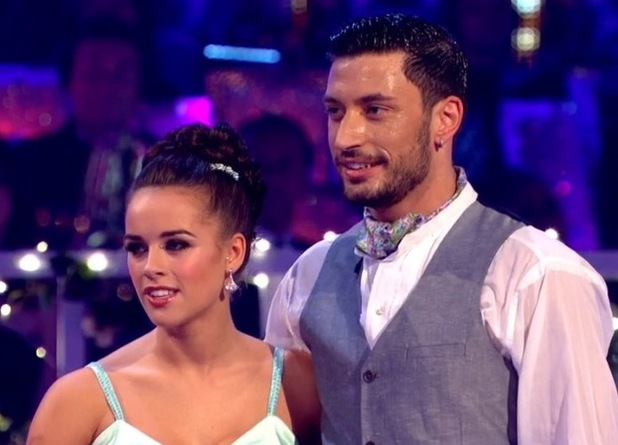 Georgia May Foote and Giovanni, Strictly 3 October