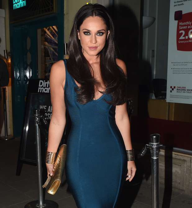 Vicky Pattison, Dirty Martini bar in London for the Judge Geordie Wrap Party, London 18 August