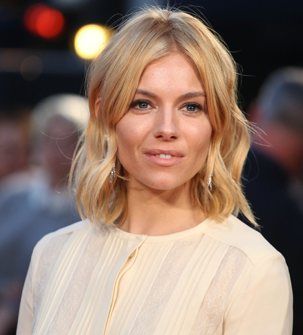 Sienna Miller, BFI London Film Festival - High-Rise - Festival Gala and Premiere, 9 October 2015