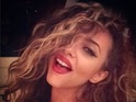 Little Mix' Jade Thirlwall posts picture of curly hair to Instagram 6th October 2015
