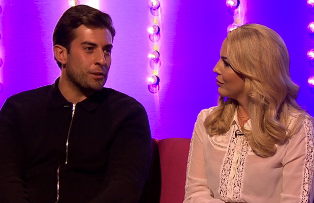 TOWIE: All Back To Essex Vas, Lydia and Arg talk 4 Oct 2015