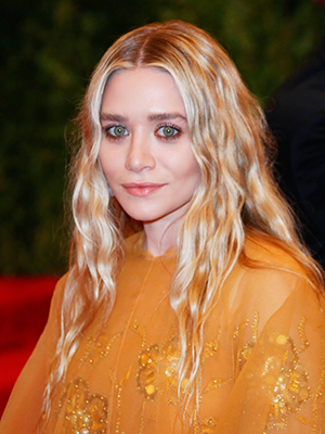 PUNK: Chaos to Couture' Costume Institute Gala at The Metropolitan Museum of Art Ashley Olsen