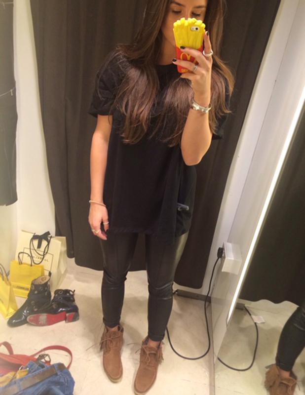 Brooke Vincent's blog for 7 October 2015