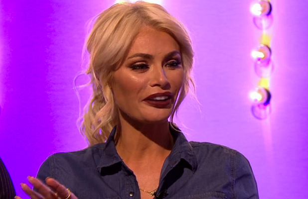 TOWIE's Chloe Sims on All Back To Essex 4 Oct 2015