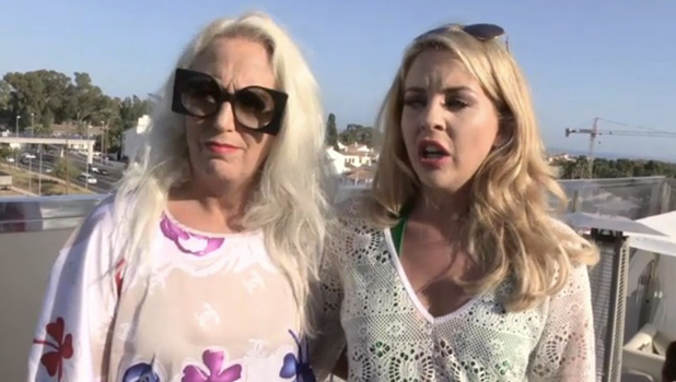 TOWIE: Lydia talks to official website
