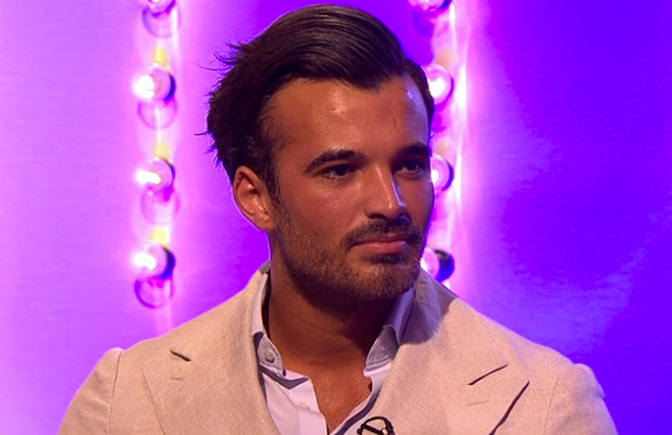 TOWIE: Michael Hassini on All Back To Essex 4 Oct 2015