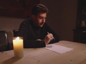 Arg writes heartfelt letter to Lydia, 18 October 2015