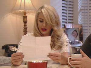 Lydia Bright reads Arg's heartfelt letter, 18 October 2015