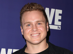Spencer Pratt arrives at We tv's The Evolution of Relationship Reality Shows, 19th March 2015