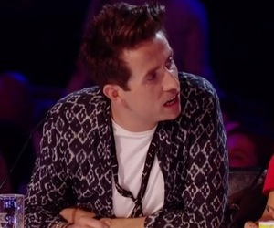Nick Grimshaw reacts to Mason Noise, X Factor Six Chair Challenge 11 October