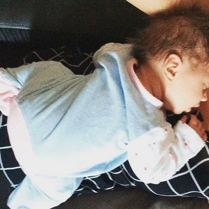 Jacqueline Jossa shares throwback of daughter Ella Osborne 12 October