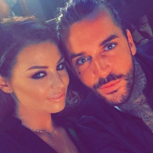 TOWIE's Jessica Wright and Pete Wicks - Snapchat. October 2015.