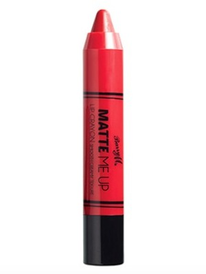 Barry M Matte Me Up Lip Crayon in Make A Statement