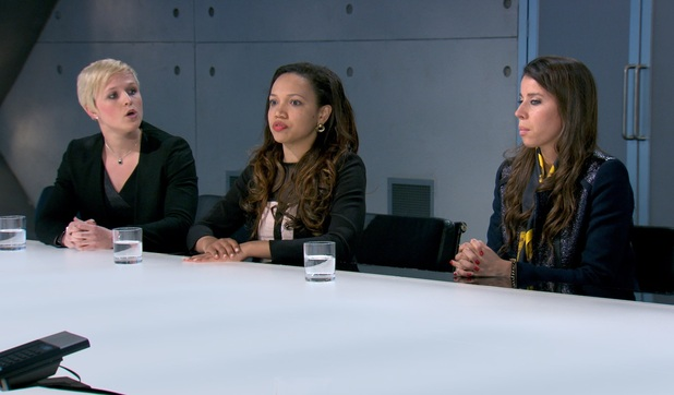 The Apprentice episode 2: Lord Sugar fires Aisha Kasim after Team Connexus lose their task. Aired: 15 October 2015.