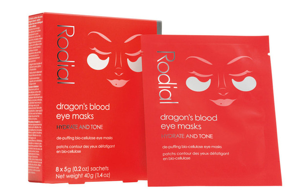 Rodial Dragon's Blood Eye Masks, £39, 12th October 2015