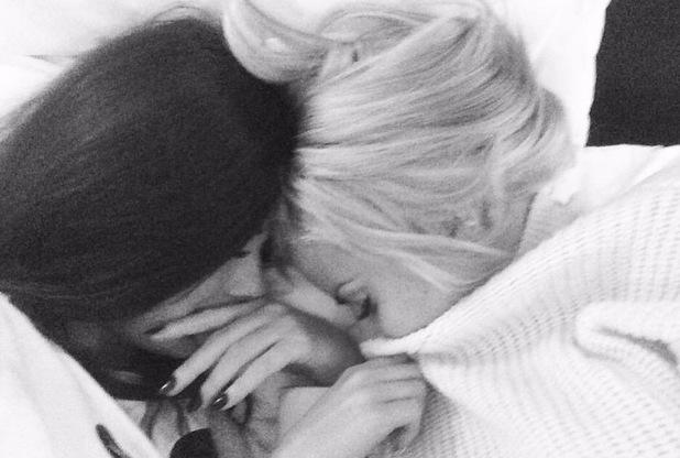 Hannah Elizabeth and Jess Hayes selfie 15 October